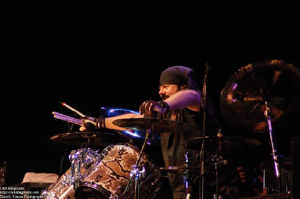 Hellyeah; Summerfest Zippo Rock Stage; July 6, 2007; Milwaukee, WI.