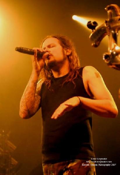 Korn; The Rave, Milwaukee WI; October 1, 2007.