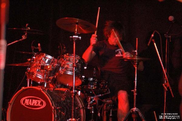 Rocket 55; Emergenza; April 21, 2007; The Rave Basement; Milwaukee, WI.