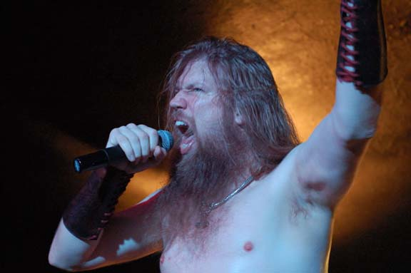 Amon Amarth, December 2nd, 2006.  The Rave, Milwaukee WI.