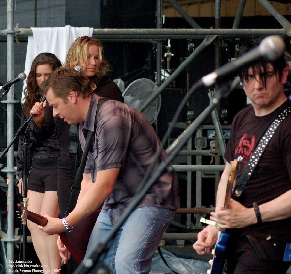 Major Tom; Summerfest M&I Classic Rock Stage; July 3, 2007; Milwaukee,