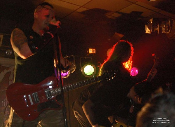 Lockjaw; Heartbreakers Gentleman's Club; June 1, 2007;