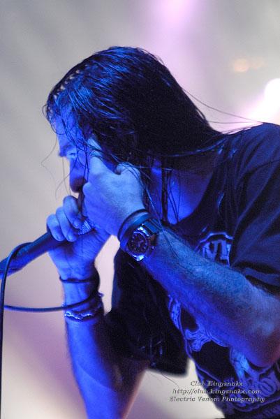 Lamb of God; The Rave, Milwaukee WI; November 6, 2009.