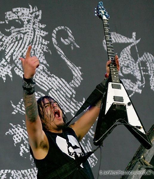 Rob Flynn Of Machine Head