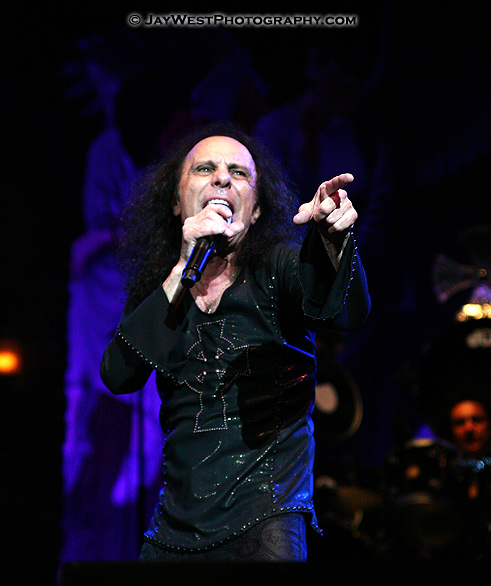 Ronnie James Dio of Heaven And Hell