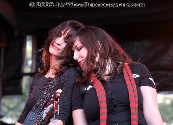 Kristina & Sabrina of The Applicators