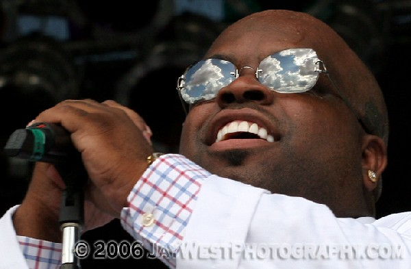 Gnarls Barkley ACL 2006