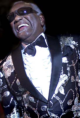 late Great Ray Charles