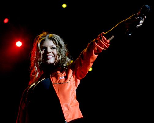 Fergie - Black Eyed Peas