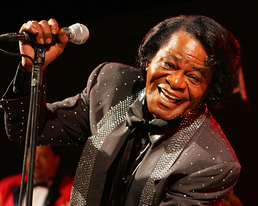 Image result for singer james brown 2006