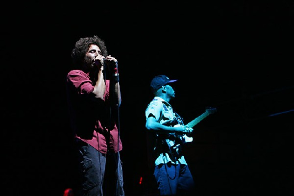 Rage Against The Machine at Coachella