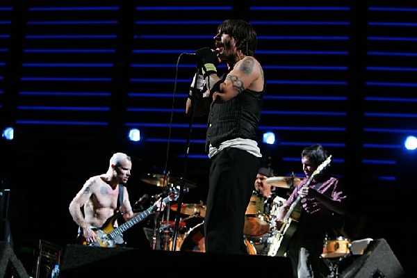 Red Hot Chili Peppers at Coachella