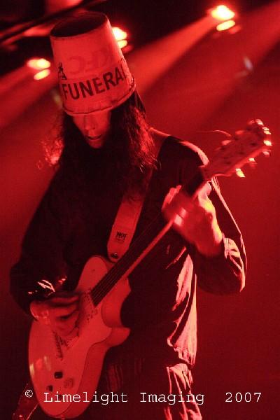 Buckethead @ La Zona Rosa 2006