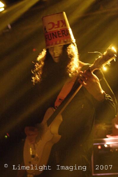 Buckethead La Zona Rosa 3/06/06
