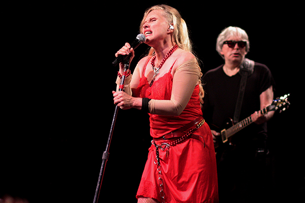 Blondie at the Austin Music Hall