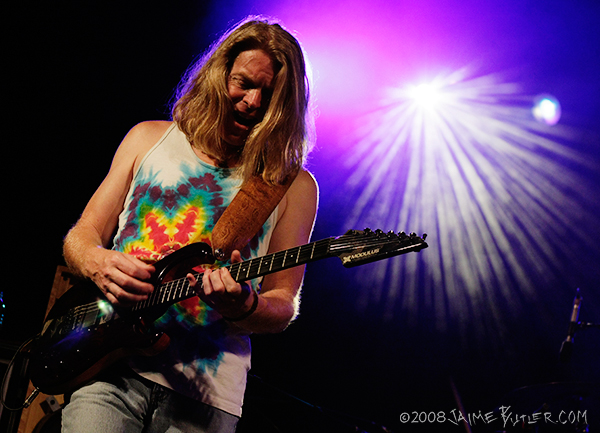 Rob Eaton of Dark Star Orchestra