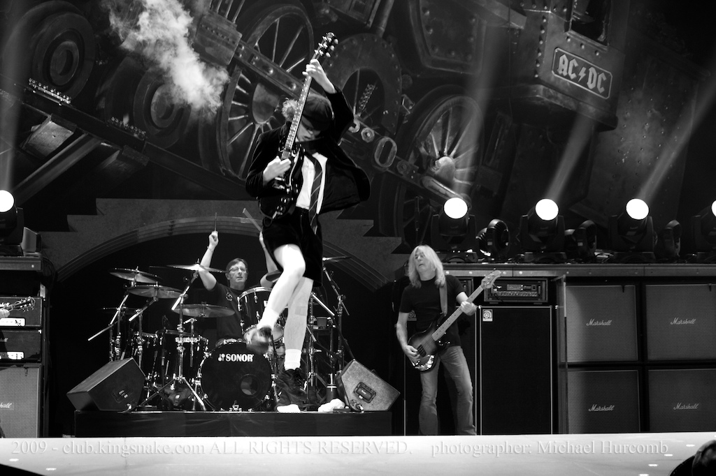 AC/DC at The Rogers Centre