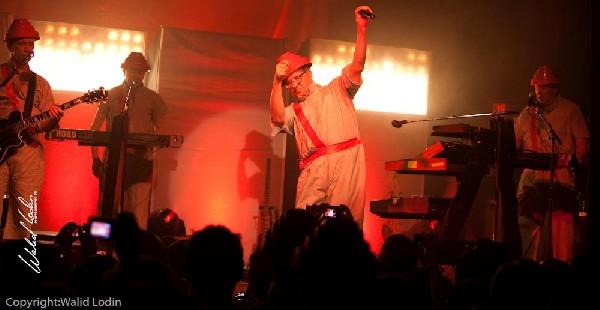 DEVO at Phoenix Concert Theatre, Toronto, ON