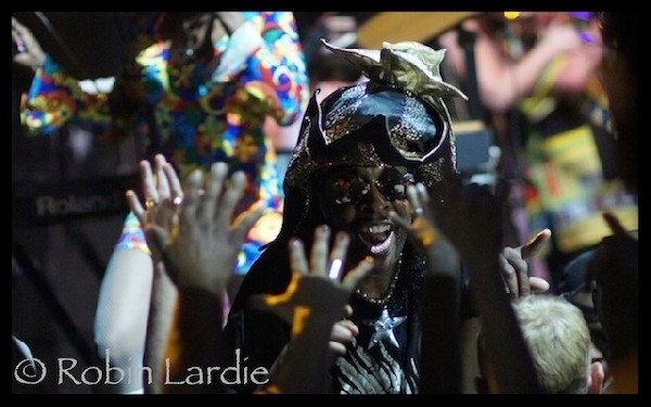 Bootsy Collins at ACL Live at the Moody Theater, Austin, Texas 06/19/11 - p