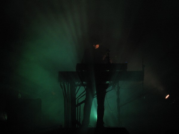 Alessandro Cortini of Nine Inch Nails