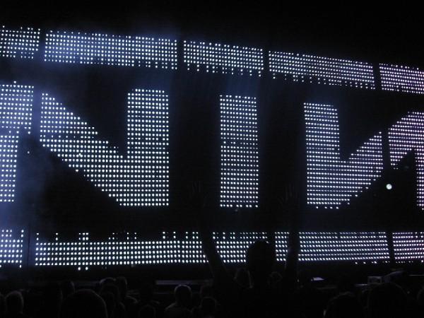 NIN Light Display