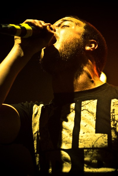 Protest The Hero at the Sound Academy