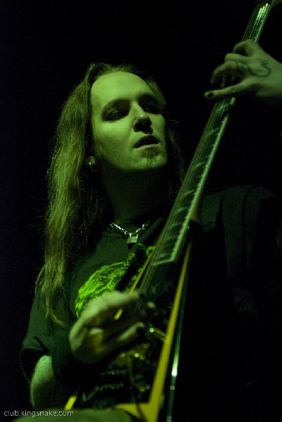 Children of Bodom at Gigantour 2008