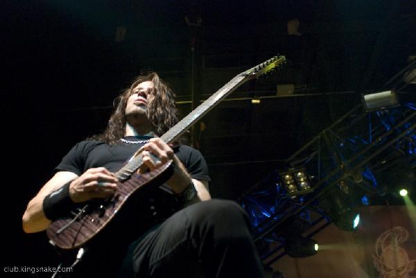 Megadeth at The Arrow Hall
