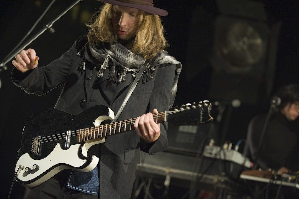Beck at the Sound Academy