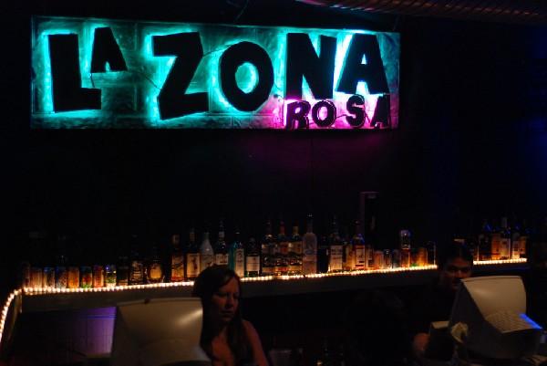 La Zona Rosa at SXSW