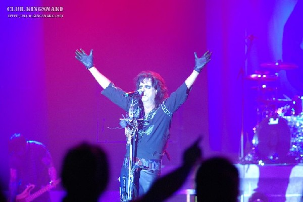 Alice Cooper - Kingston, Ontario, Canada