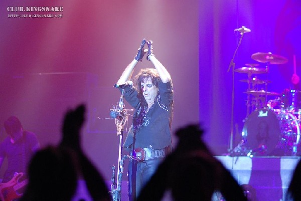 Alice Cooper - Kingston, Ontario, Canada