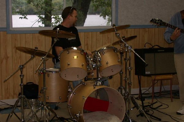 'Catch 22' live at Holiday Pines.   Labour Day 2006