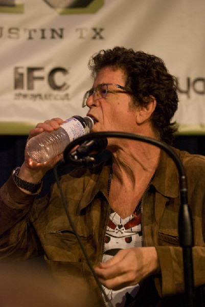 A Conversation with Lou Reed at SXSW 2008