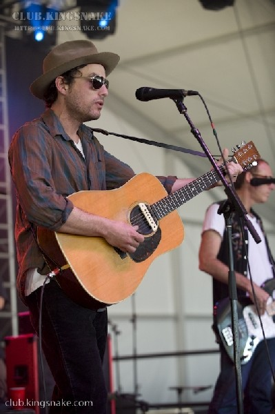 Jakob Dylan at Bonnaroo 2008