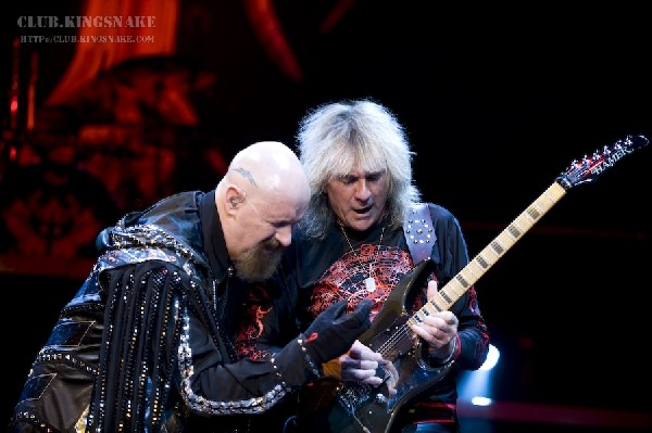 Judas Priest at the Molson Amphitheatre