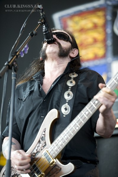 Motorhead at The Molson Amphitheatre