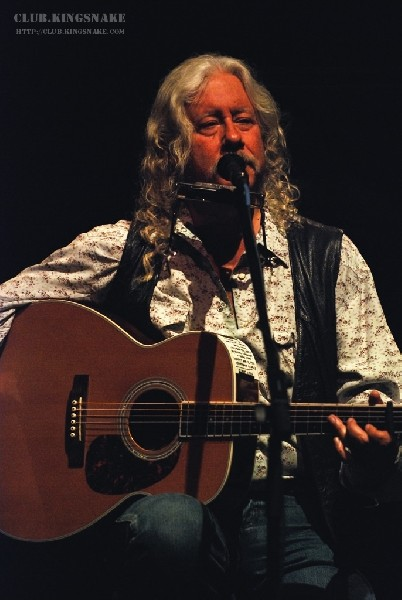 Arlo Gutherie at Showplace Performance Centre