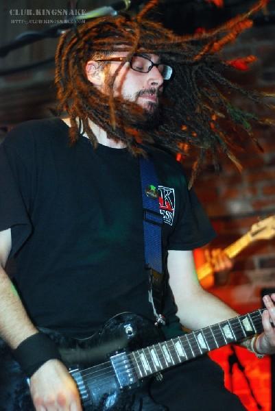 Blackjacket at The Red Dog.  May 24, 2007