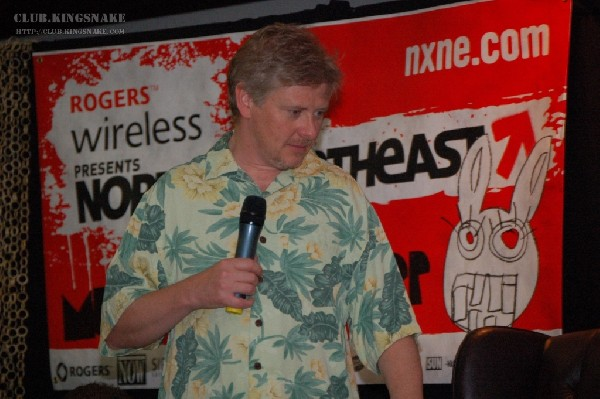 Dave Foley, Peaches, Ill Scarlett at NXNE 2007