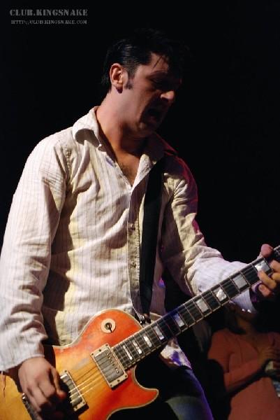 Dropkick Murphys at the Kool Haus.  Nov 16, 2007