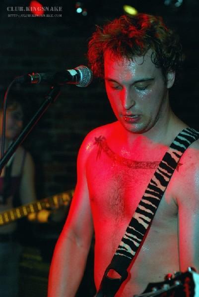 The Embarrassments - Peterborough, Ontario.   May 24, 2007