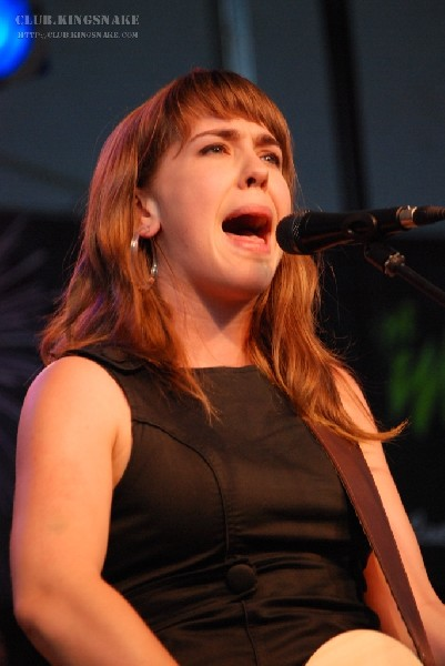 Serena Ryder at The Festival of Lights