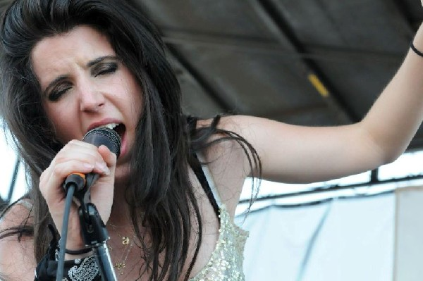 Alana Grace at Warped Festival, San Antonio, Texas