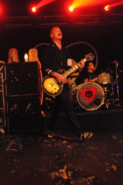 Alkaline Trio at La Zona Rosa, Austin, Texas