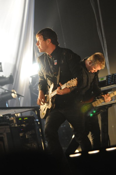 Angels and Airwaves at the Frank Erwin Center