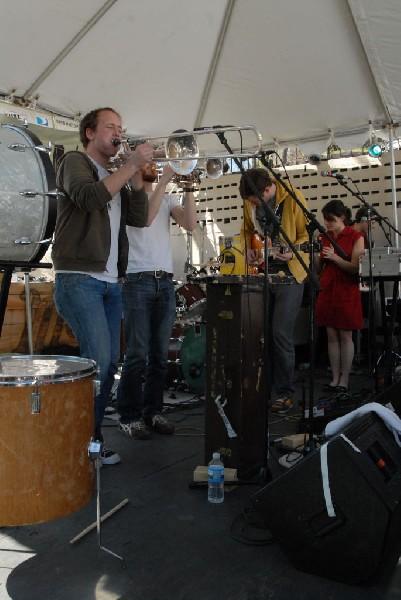 Anathallo at the Mohawk, Austin, Tx - SXSW 2008