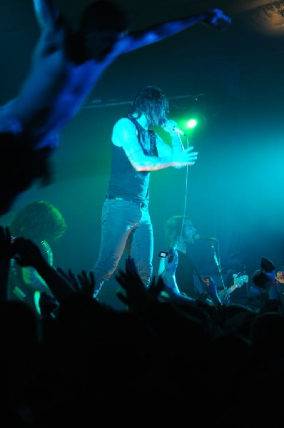 As I Lay Dying at La Zona Rosa in Austin Texas