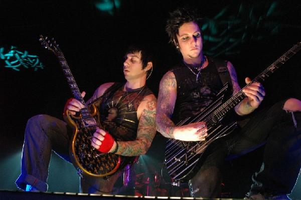 Avenged Sevenfold at La Zona Rosa