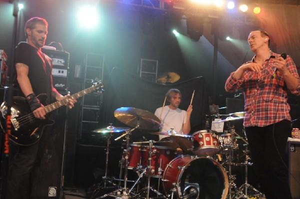 Bad Religion at Stubb's BarBQ, Austin, Texas April 19, 2011 - photo by Jeff